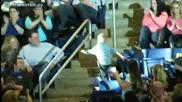 хлапе подлуди цял стадион на концерт