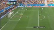 Франция на 1/4 финал на Световното! Франция 2:0 Нигерия 30.06.2014