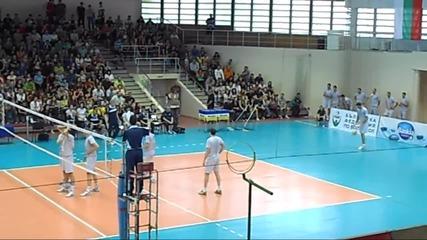 Волейбол! България победи Португалия с 4:0