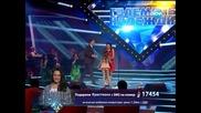 Кристиана Асенова (песен на чужд език) - Големите надежди 1/2-финал - 28.05.2014 г.