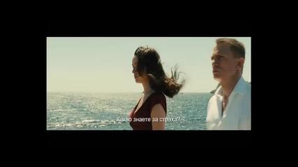 007 Координати: Скайфол - трейлър с Хавиер Бардем
