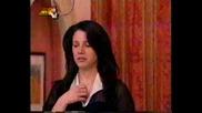 Блясък - сериал - Севос убеждава Вирна да прекрати делото срещу Ягос