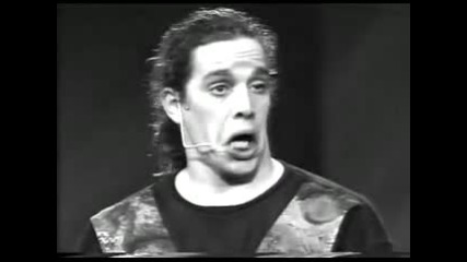 Michel Courtemanche - Stand - Up Face