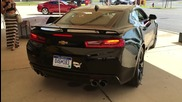 2016 Camaro Ss V8 dual mode exhaust Npp Rev