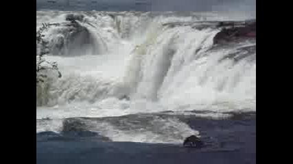 Iguasu Great Water Falls