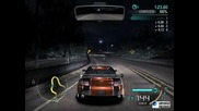 need for speed carbon my gameplay canyon race