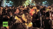 Brazil: See mass KISSING to protest aggression towards homosexuals