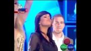 Music Idol 2 - Финалистките Пеят С Преслава