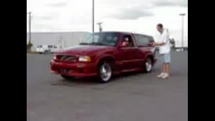 Honda Drag Recing