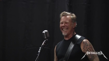 Metallica - The Frayed Ends Of Sanity & Fuel - Saint Petersburg, 2015 ( Tuning Room )