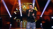 Momir Markov - Laku noc - (live) - ZG 2014 15 - 25.10.2014 EM 6.