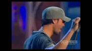 Enrique Iglesias ft. Aventura - Lloro por ti (live)