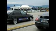 Opel Kadett Gsi C20let vs Chrysler Crossfire Srt