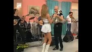 Най - красивата гръцка изпълнителка - Xristina Koletsa - Live