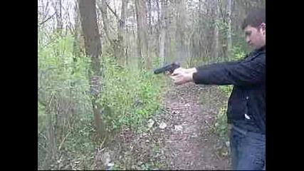 Газов пистолет Bruni P4