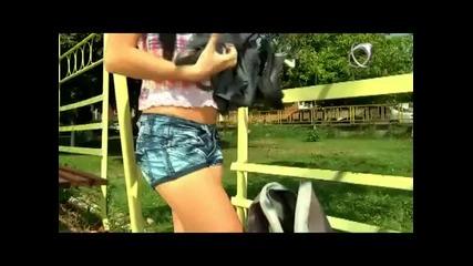 Ангел - Като Хлапачка ( Оfficial Video) 2010