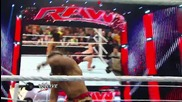 Adam Rose vs. Damien Sandow Raw, May 26, 2014