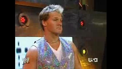 Chris Jericho Се Връща
