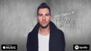 James Maslow - How I Like It / Official Audio /