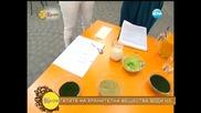 Гала и доктор Папазова разказват за лечебната сила на водораслите - На кафе (10.03.2014г.)