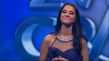 Sandra Obradovic - Gore od ljubavi (live) - ZG 2014 15 - 08.11.2014. EM 8.