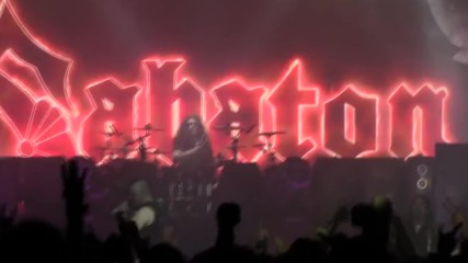 Sabaton-pre-intro-in The Army Now+intro the March to War+ghost Division
