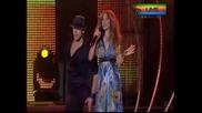 Alisia i Sarit Hadad 2011 - Da usetish Vbox7