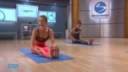 Caley Alyssa - Day 2 Lower Body. 5-day Yoga Challenge Beachbody Yoga Studio