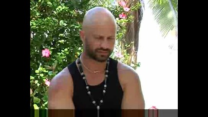 Survivor: Островите на перлите - Интервю с Лъчезар Ангелов