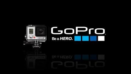 Страхотен скок заснет с Gopro камера