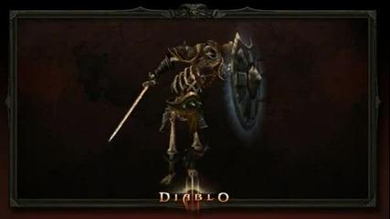 Diablo 3 Artwork Trailer