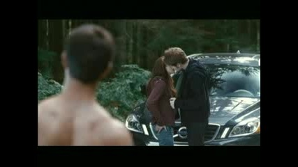 The Twilight Saga: Eclipse - Doesnt He Own a Shirt