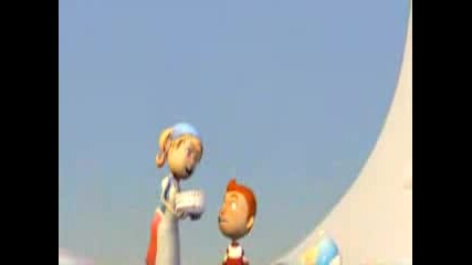 Strawberry Pie Animation Short