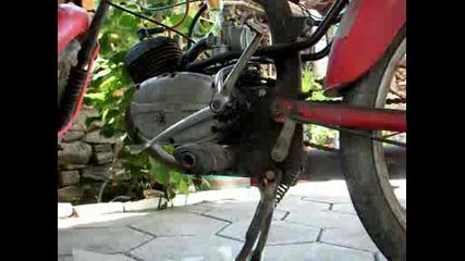 Моят Балкан Мк50 - 3 пали от раз