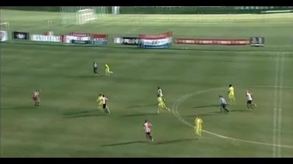Колумбиец вкара страхотен гол! 12.01.2013