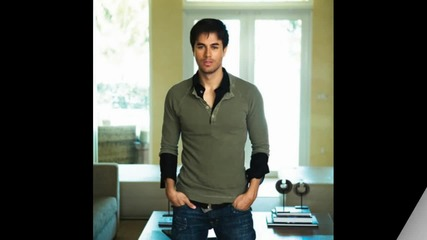 Enrique Iglesias | I like how it feels