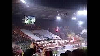 Рома - Лацио 2002/2003 - Хореография