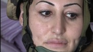 Syria: Female lion tamer fights militants on Aleppo's frontlines
