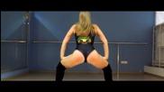 Twerk Polina Dubkova секси dance обучение