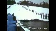 Сноубордиста Се