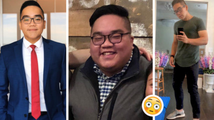 Просто, но работещо: Как това момче отслабна с 50 кг. за 7 месеца?