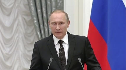 Russia: Oil from Syrian 'terrorists' heading to Turkey on 'industrial scale' says Putin