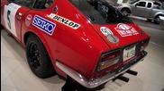 1972 Datsun 240z for Monte-carlo Rally