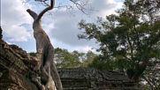 Преклонение в Ангкор Ват - най-големия храмов комплекс в Света и ез.Тонле Сап, Кампучия, 5-7.02.19