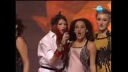 X Factor Bulgaria 11.10.2013 - Theodora Tsoncheva