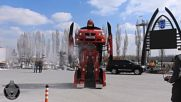 Изумително инженерно чудо: Bmw-робот