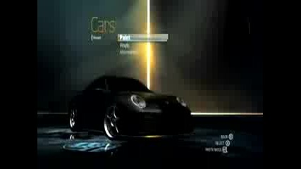 Need For Speed Undercover Customization Walkthrough (need for speed need for speed)
