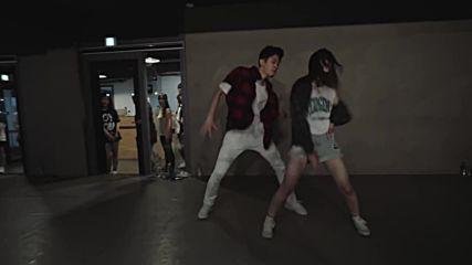 Justin Bieber - Company ( Bongyoung Park Choreography )