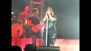 Kelly Clarkson If I Can T Have You Live Champlain Valley Fair, Essex, Vermont September 2009