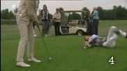 10 Неща които не трябва да правите докато играете голф